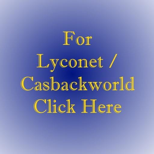 lyconet / cashbackworld home business