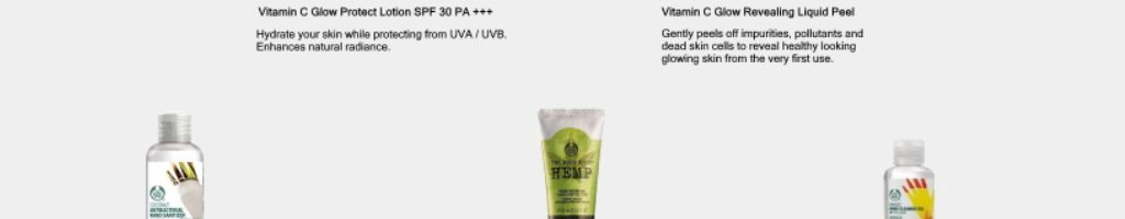 HBB4u with TBSAH Hand Care Products