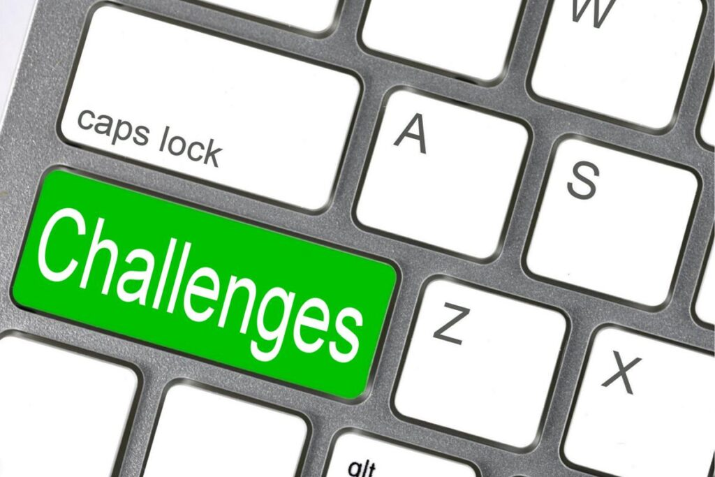 a challenge can help with focus