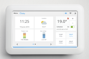 save money using a smart thermostat
