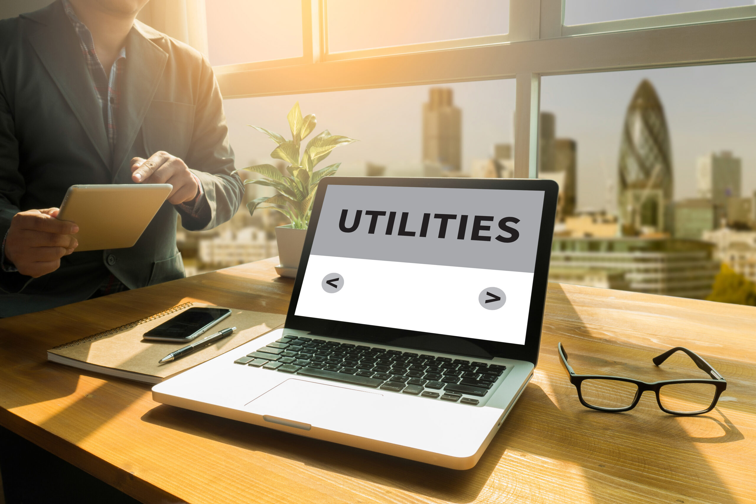 work from home utilities business
