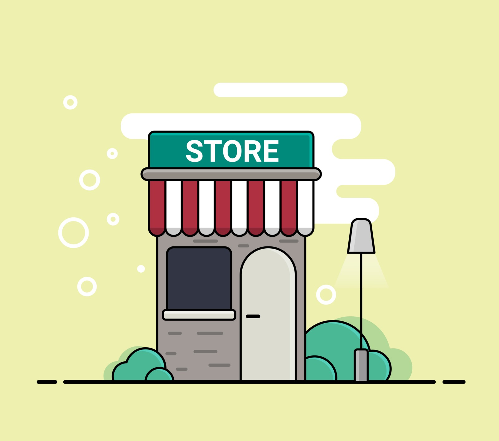my home business store